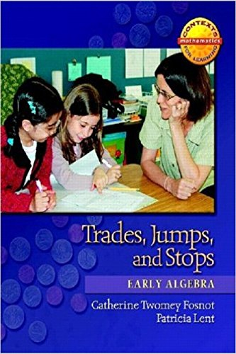 Trades Jumps and Stops,PB,Patricia Lent - NEW