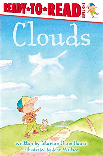 Clouds (Ready-To-Read: Level 1),HC,Marion Dane Bauer - NEW