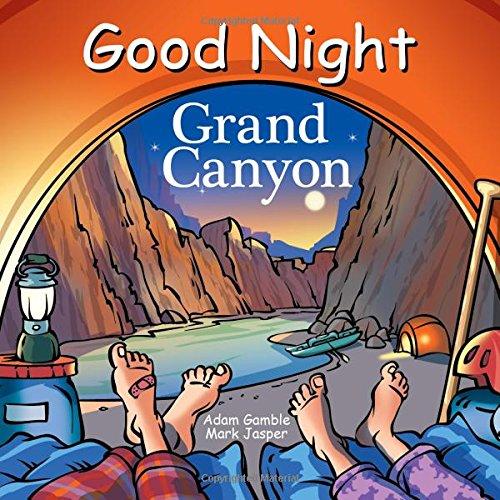 Good Night Grand Canyon,BB,Adam Gamble - NEW