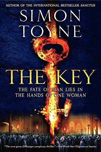 The Key,HC,Simon Toyne - NEW