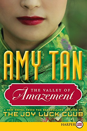The Valley of Amazement LP,PB,Amy Tan - NEW