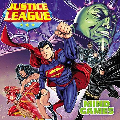 Justice League Classic: Mind Games,PB,Delphine Finnegan - NEW