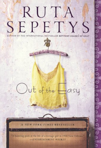 Out of the Easy,LI,Ruta Sepetys - NEW