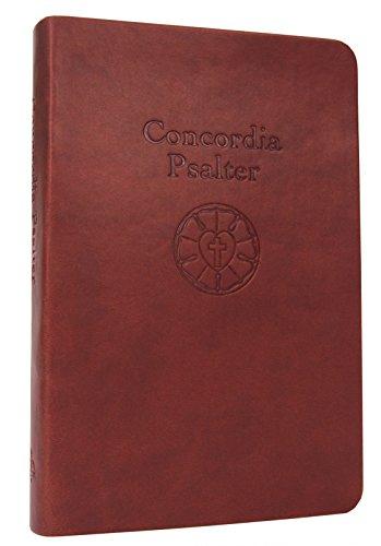 The Concordia Psalter,PB,Stephen Rosebrock - NEW
