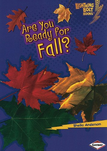 Are You Ready for Fall,PB,Sheila Anderson - NEW