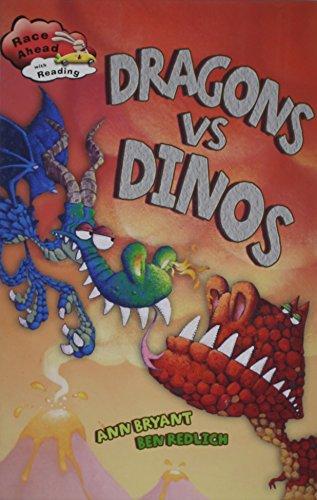 Dragons vs. Dinos (Race Ahead with Reading),LI,Ann Bryant - NEW