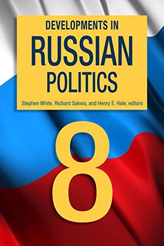Developments in Russian Politics 8,PB, - NEW