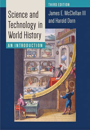 Science and Technology in World History: An Introd,HC, - NEW