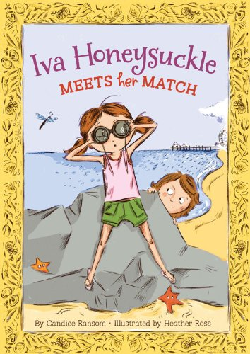 Iva Honeysuckle Meets Her Match (An Iva Honeysuckle Book),PB,Candice Ransom - N
