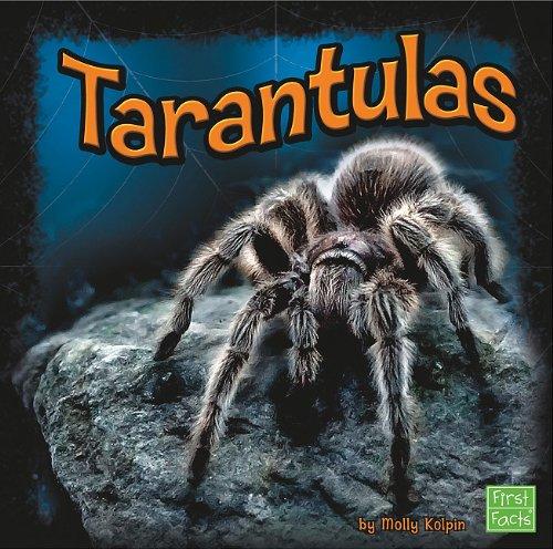 Tarantulas,HB,Molly Kolpin - NEW