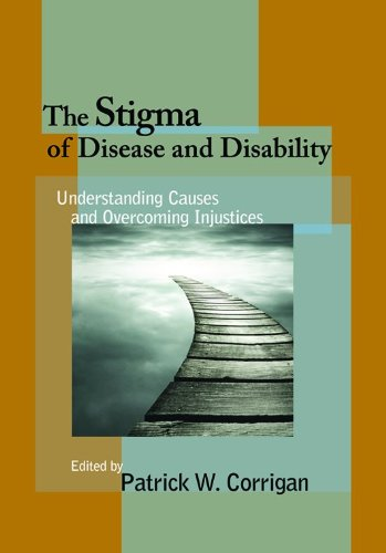 The Stigma Of Disease And Disability,HB,Patrick W. Corrigan (Editor) - NEW