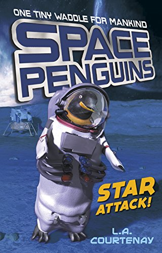 Space Penguins Star Attack!,LI,Lucy Courtenay - NEW