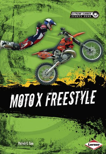 Moto X Freestyle (Extreme Summer Sports Zone),PB,Patrick G. Cain - NEW