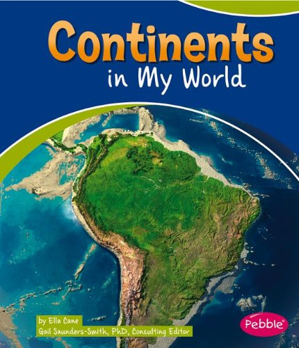 Continents in My World,LI,Ella Cane - NEW