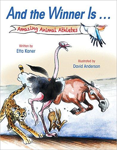 And the Winner Is ...,HC,Etta Kaner - NEW