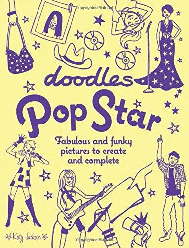 Doodles Pop Star,PB,Katy Jackson - NEW