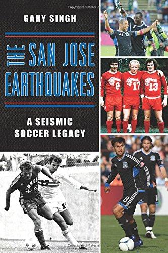 The San Jose Earthquakes (Sports),PB,Gary Singh - NEW