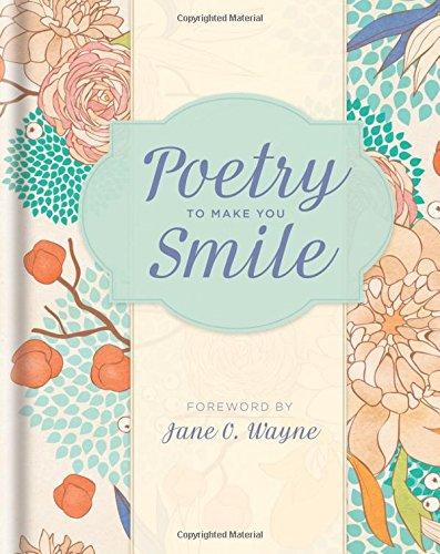 Poetry to Make You Smile,HC,Jane O Wayne - NEW